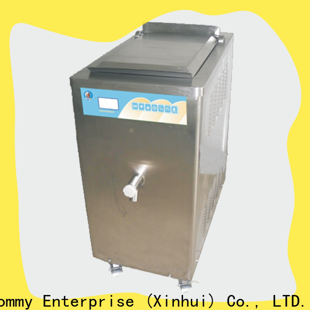 Hommy skillful technologists hard ice cream machine supplier