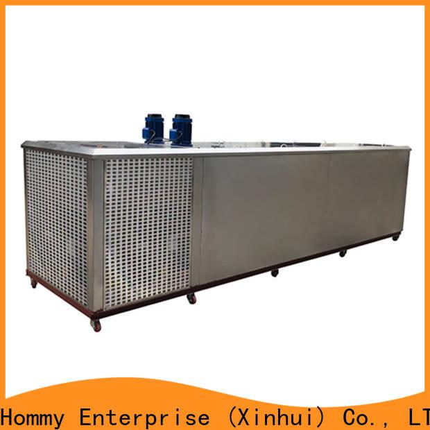 Hommy quality assurance block ice machine supplier