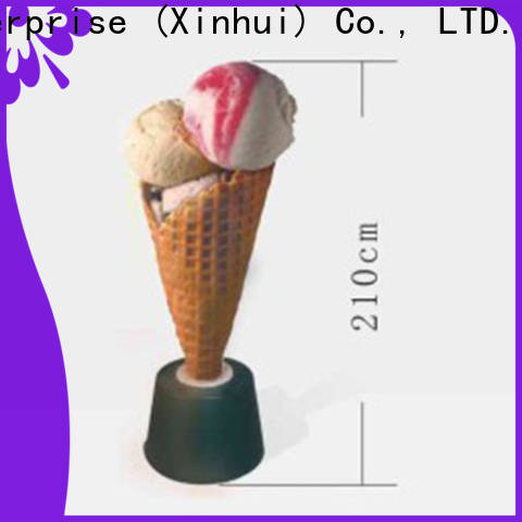 Hommy beautiful appearance ice cream molds supplier