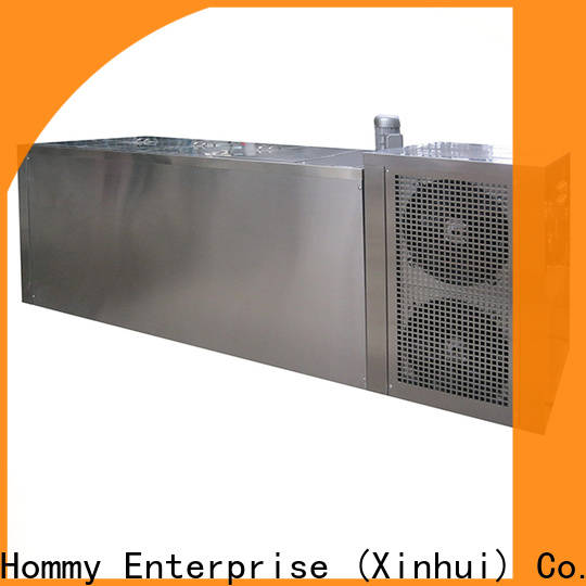 Hommy quality assurance block ice maker manufacturer
