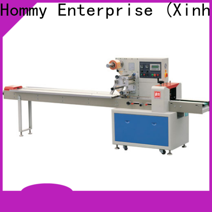 Hommy 2020 popsicle making machine factory