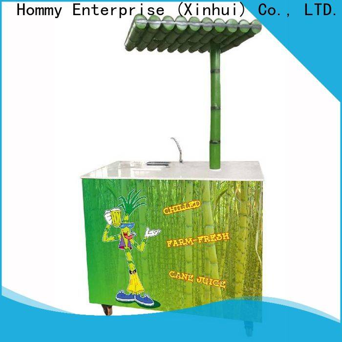 Hommy unreserved service sugarcane extractor factory