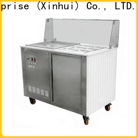 mobile fried ice cream machine wholesale