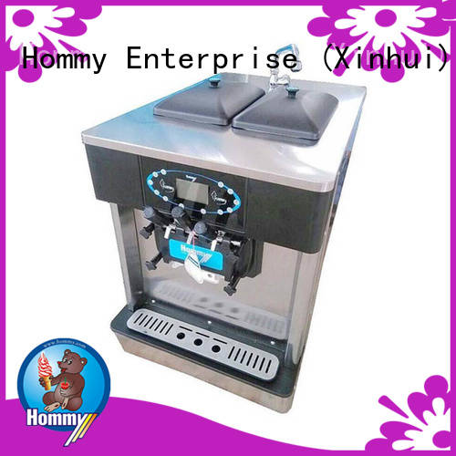 strict inspection professional ice cream machine wholesale for smoothie shops