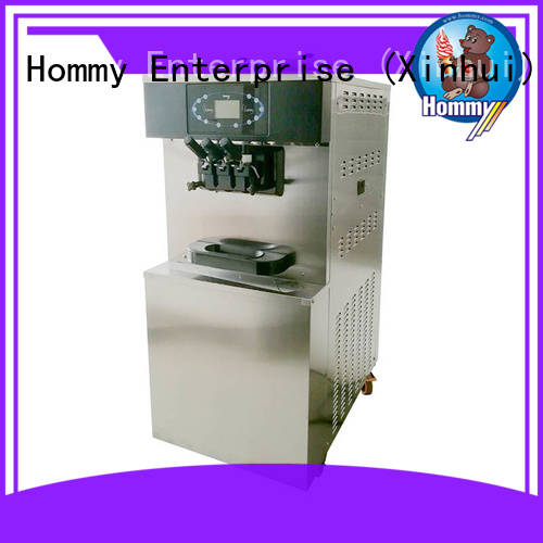 strict inspection commercial ice cream machine automatic supplier for ice cream shops