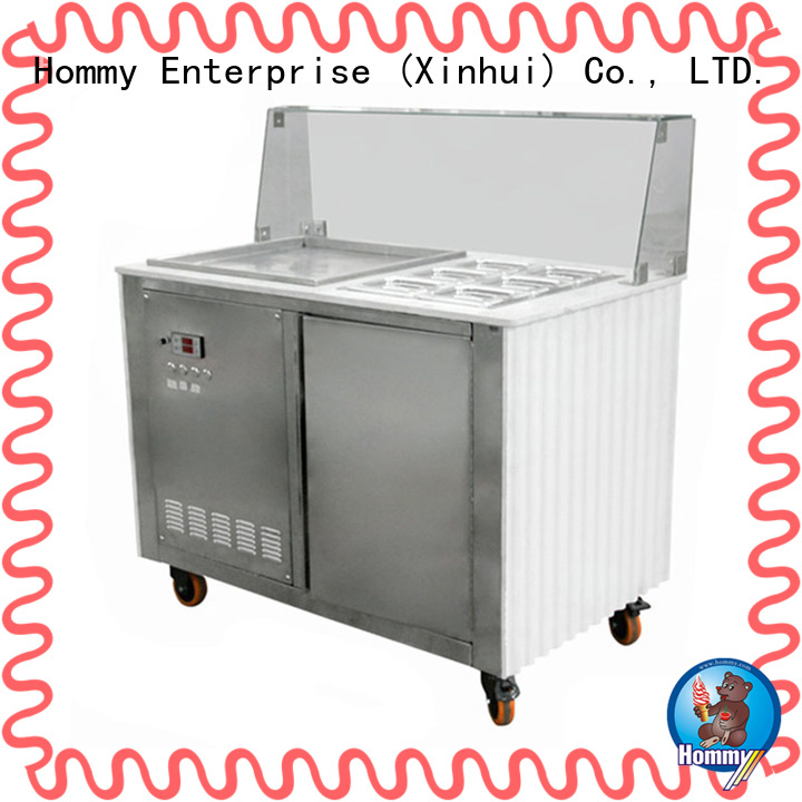 durable commercial fried ice cream machine renovation solutions for mall