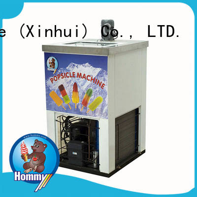 high quality ice lolly machine for sale manufacturer for cooling product Hommy
