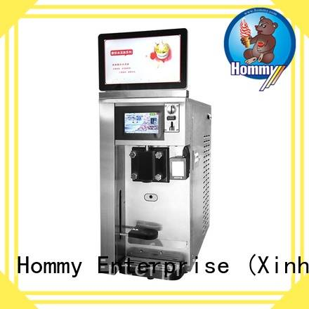 Hommy top automatic vending machine supplier for hotels