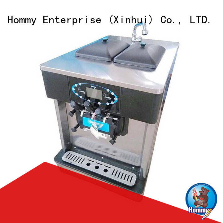 directly factory price cheap ice cream machine automatic wholesale for restaurants