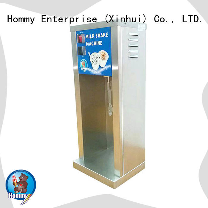 Hommy high quality ice cream blender manufacturer for convenient stores