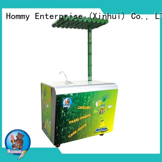Hommy unrivaled quality sugarcan juice machine wholesale for supermarket