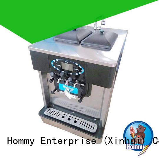 strict inspection cheap ice cream machineautomatic supplier for restaurants