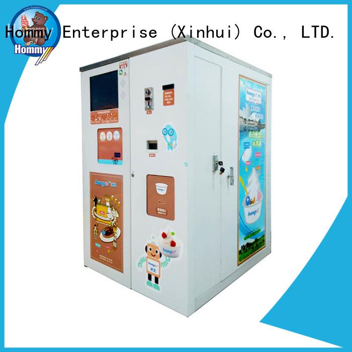 2 flavour Vending ice cream machine
