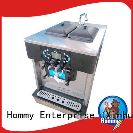 directly factory price frozen yogurt machine automatic wholesale for smoothie shops