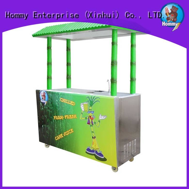professional electric sugarcane juice machine supplier for food shop