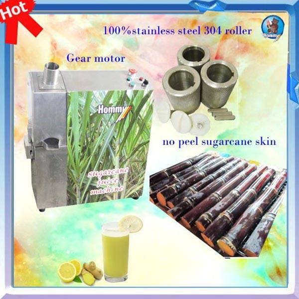 professional sugar cane juicer extractor supplier for food shop