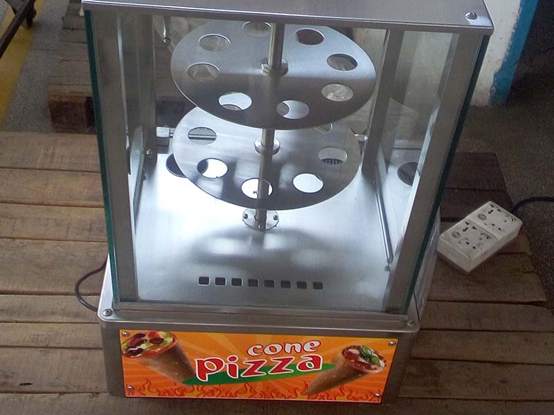 Hommy pizza cone maker wholesale for store-6