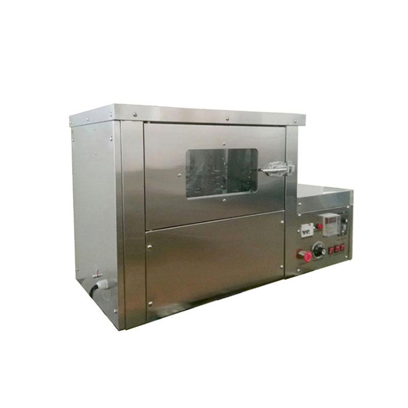 Rotating pizza cone oven&pizza cone maker