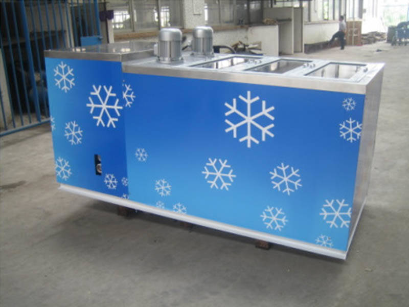 Hommy unique design ice block machine manufacturer for beverage stores