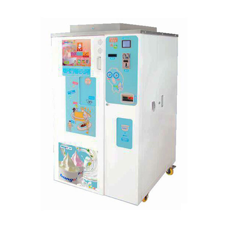 Automatic vending frozn Yogurt machine