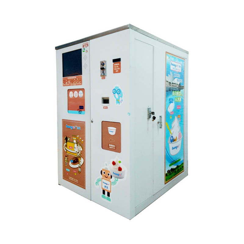 2 flavour Vending ice cream machine