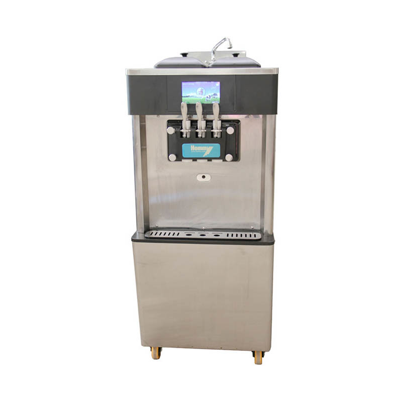automatic Vending ice cream machine