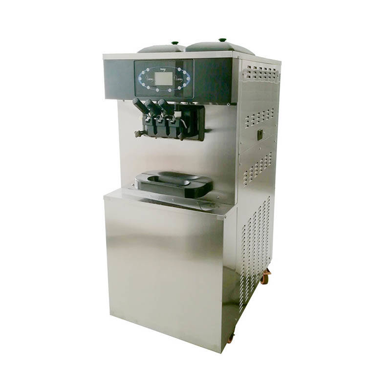 Hommy competitive price commercial soft serve frozen yogurt machine wholesale for ice cream shops
