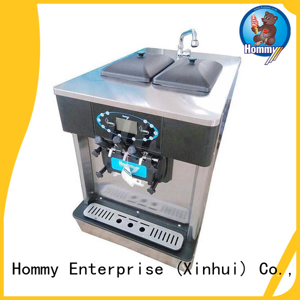 Hommy competitive price commercial ice cream machine renovation solutions for ice cream shops