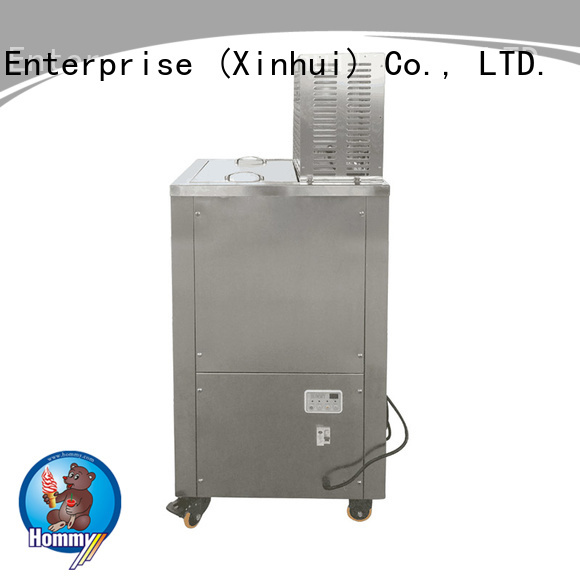 popular popsicle machine supplier for convenient store Hommy