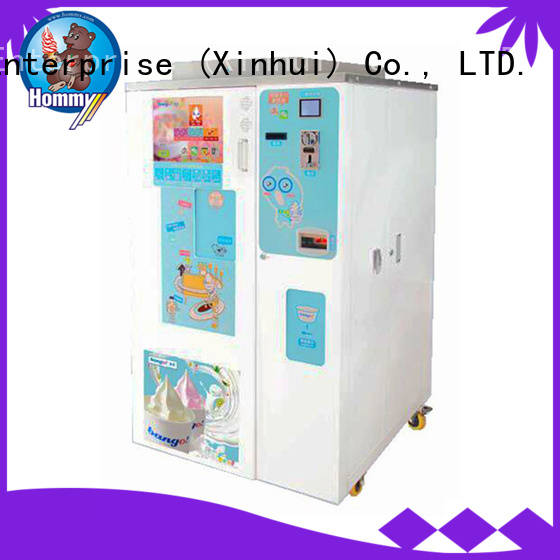 Hommy quality assurance cheap vending machine manufacturer for hotels
