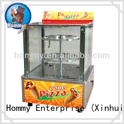 pizza cone machine advanced design for ice cream shops Hommy