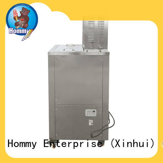 latest popsicle ice cream machine popular for food–processing Hommy