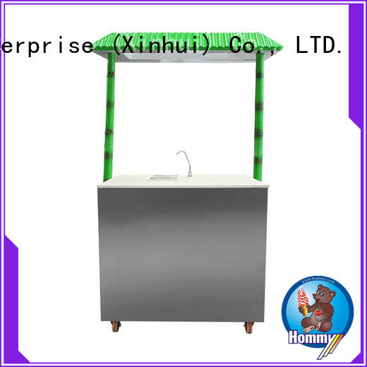 Hommy unrivaled quality sugarcane extractor commercial for snack bar