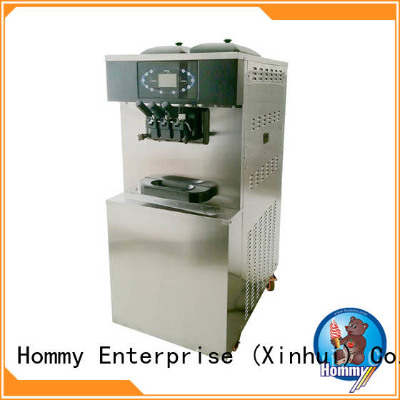 Hommy competitive price commercial ice cream machine renovation solutions for smoothie shops