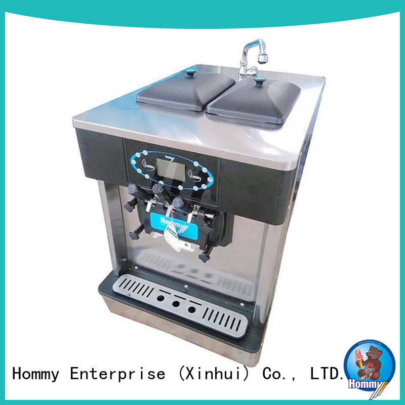 directly factory price professional ice cream machine hm706 renovation solutions for ice cream shops