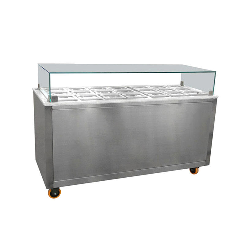 Hommy multifunctional ice cream display freezer for sale freezer gelato for supermarket-1
