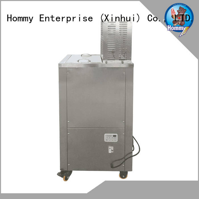 Hommy high quality ice lolly machine supplier for food–processing