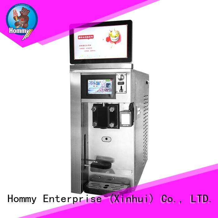 Hommy automatic vending machine manufacturers manufacturer for restaurants