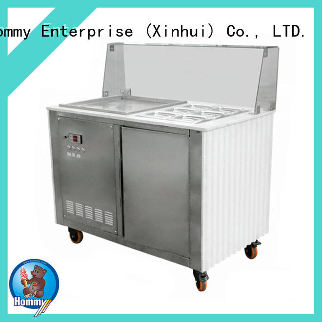 durable ice cream machine for sale 19℃ to -22℃ fast dispatch for mall
