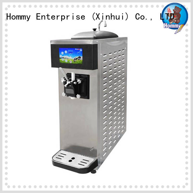 unreserved service commercial soft serve ice cream machine supplier for food shop