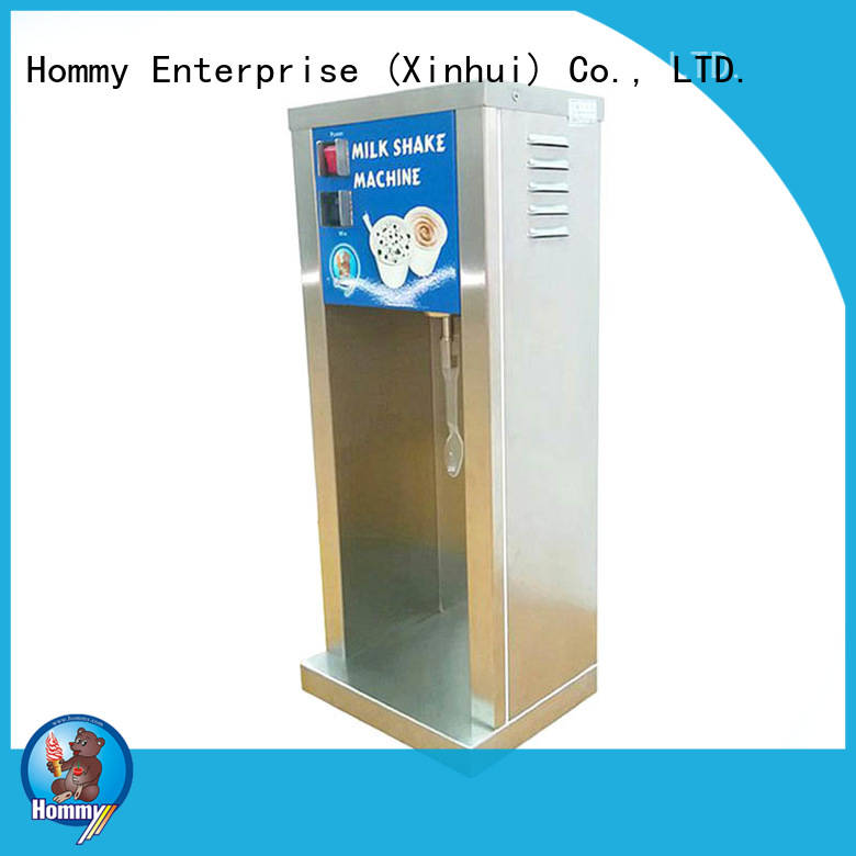Hommy favorable price ice cream mixer machine 5 star reviews for restaurants