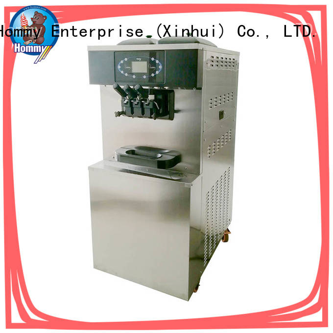 automatic ice cream machine for sale hm706 for ice cream shops Hommy