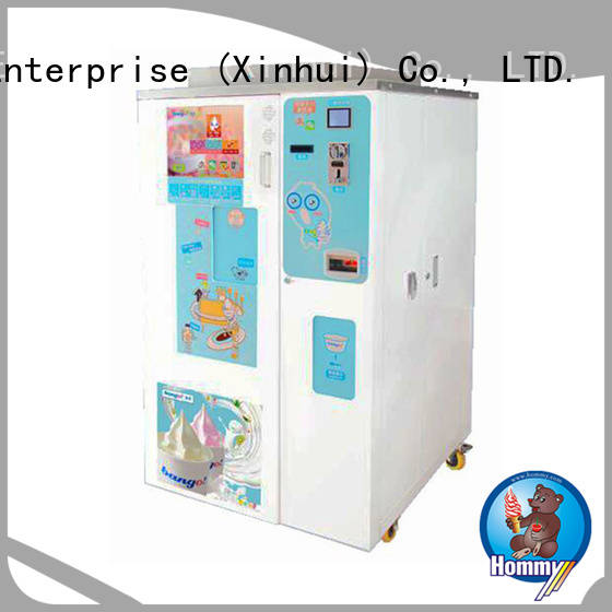 vending machine supplier for hotels Hommy