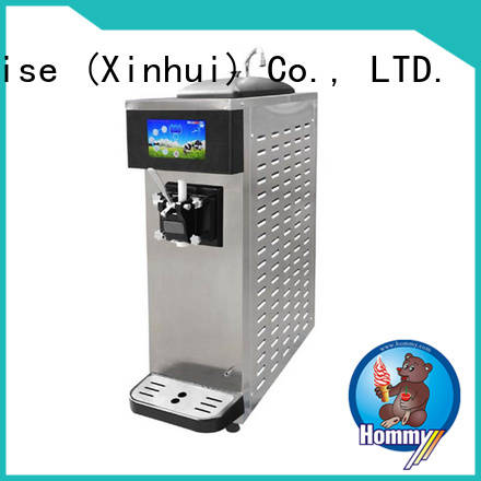 unrivaled quality commercial soft serve machine wholesale for snack bar Hommy