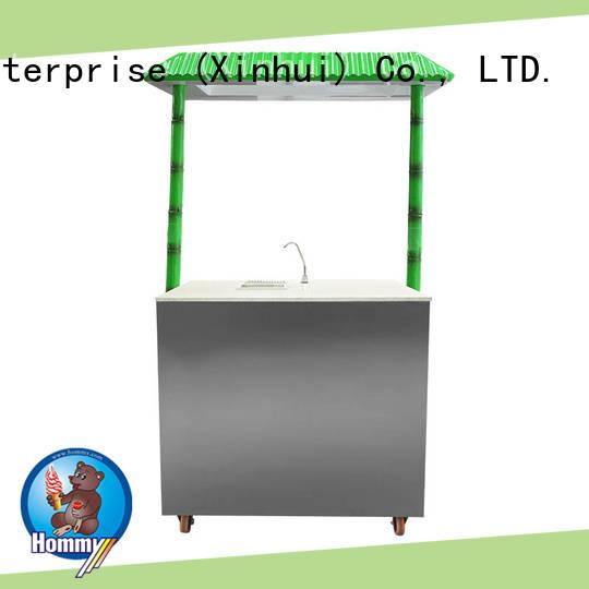 professional table top sugarcane juicer manufacturer for snack bar