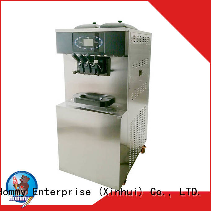 competitive price professional ice cream machine automatic renovation solutions for ice cream shops