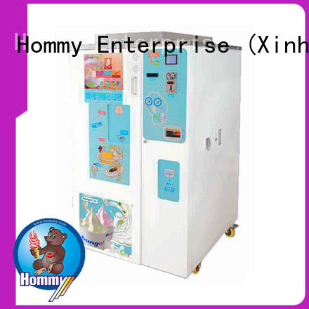 Hommy vending machine price wholesale for hotels