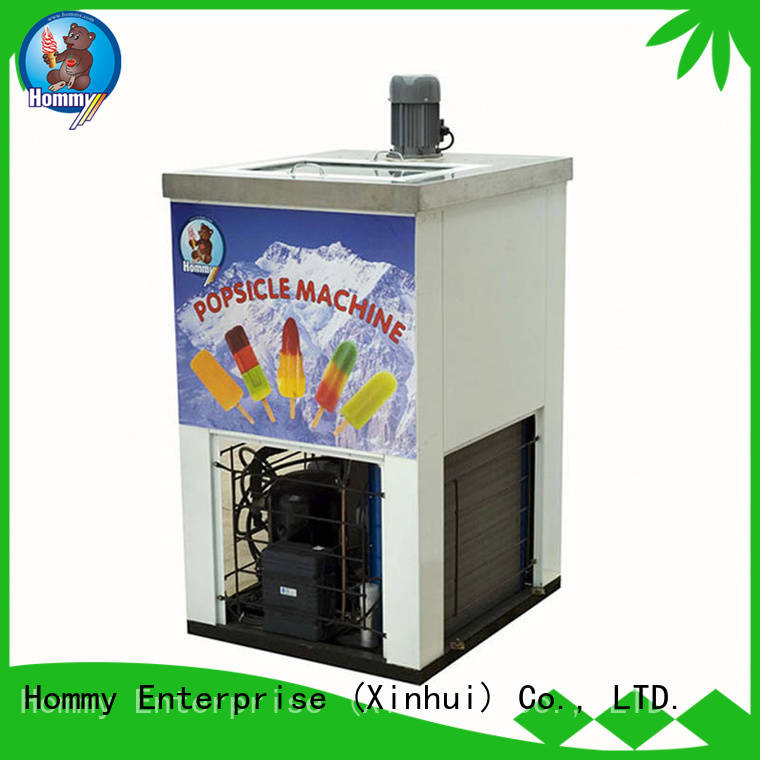 high quality popsicle machine popular manufacturer for cooling product