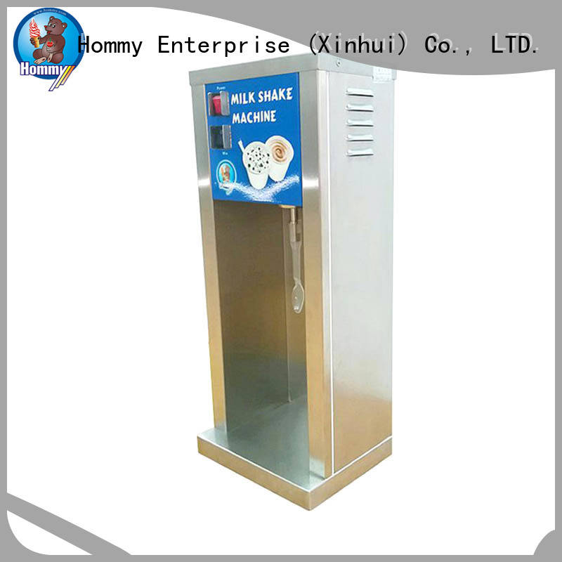 Hommy 5 star reviews mcflurry machine manufacturer for convenient stores