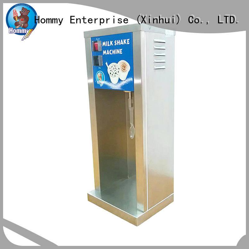 Hommy 5 star reviews mcflurry machine manufacturer for convenient stores